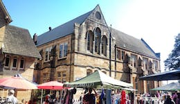 Image of the event 'Rozelle Collectors Markets'