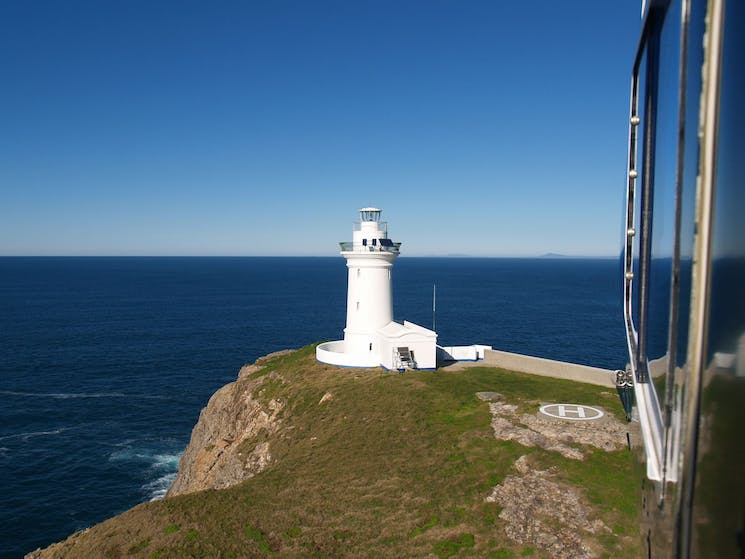 South Solitary Island Lighthouse