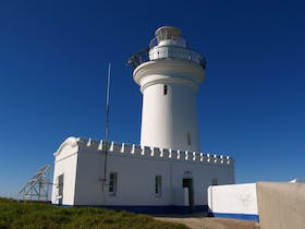 1880's South Solitary Island Lighthouse