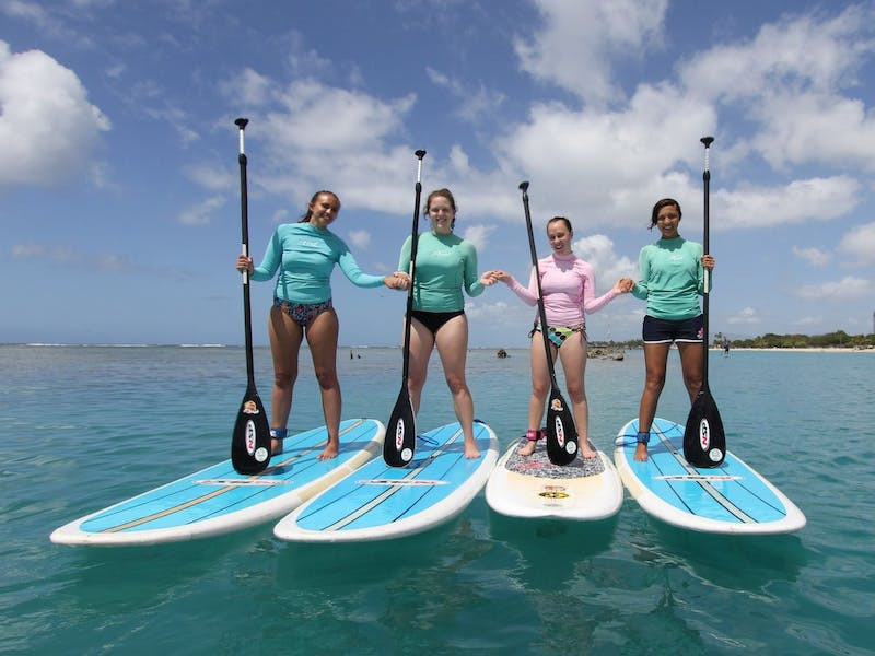 Learn to Stand Up Paddle for Beginners