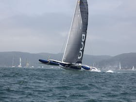 Pittwater to Southport Yacht Race