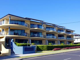 The Cove Apartments Yamba