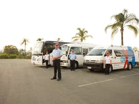 Con-X-ion Sydney Airport Transfers