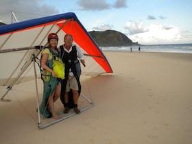 Byron Airwaves Hang Gliding School