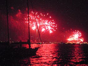 New Years Eve Cruises on Sydney Harbour