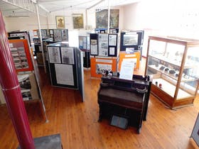 Stewarts Visitor Information and Gallery