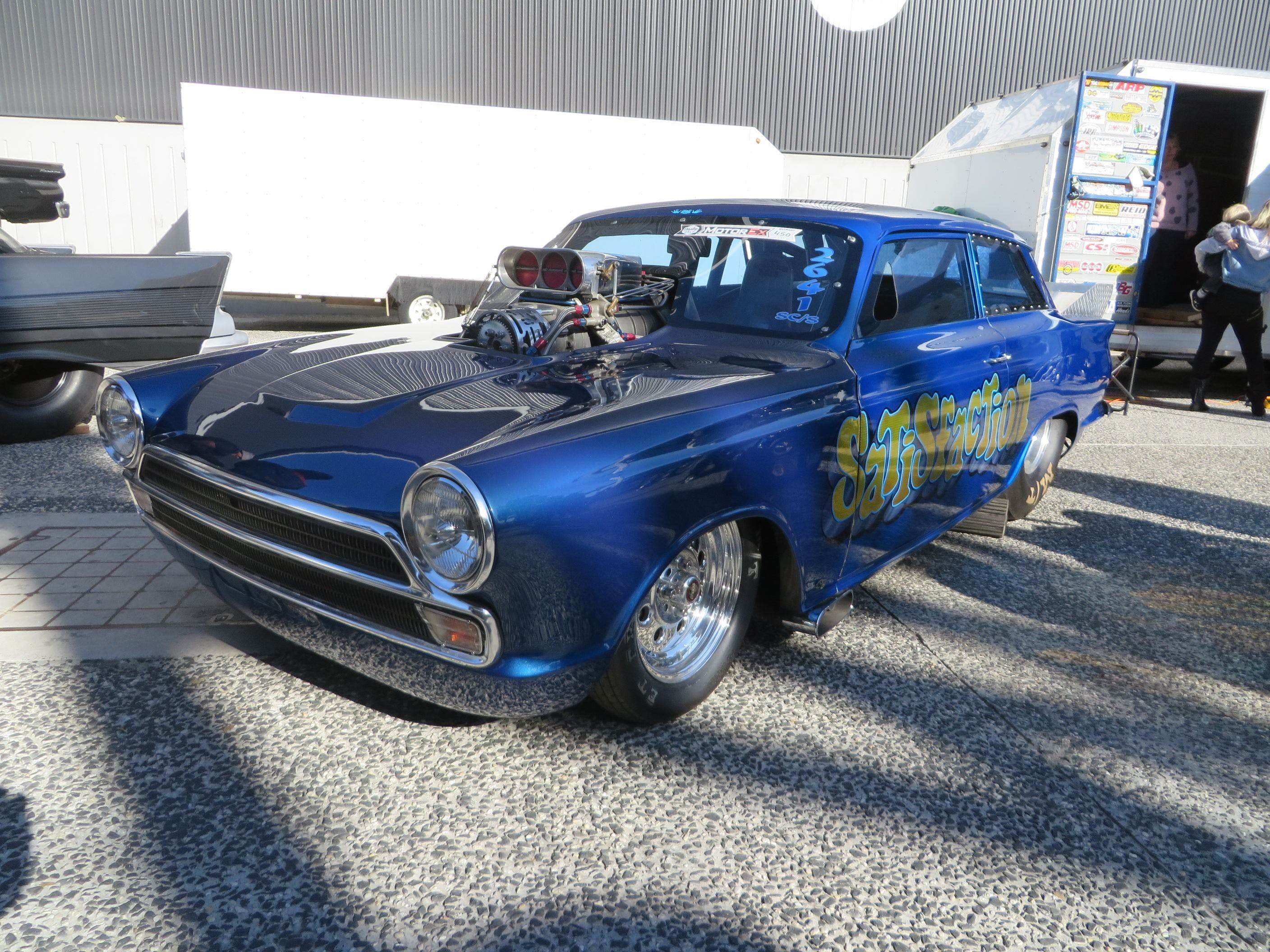 South Coast Nationals - Car, Bike and Truck Spectacular