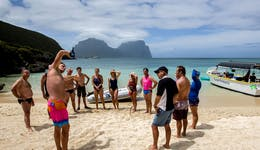 Image of the event 'Ocean Swim Week with Trevor Hendy: Pinetrees Lord Howe Island'