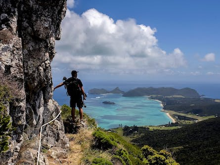 Walking and Photography Week at Pinetrees Lord Howe Island