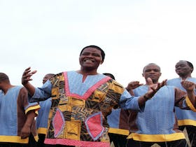 Ladysmith Black Mambazo live at Twilight at Taronga 2016 Summer Concert Series