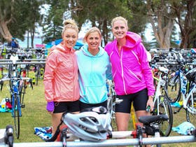 The Triathlon Series Race Two Kurnell