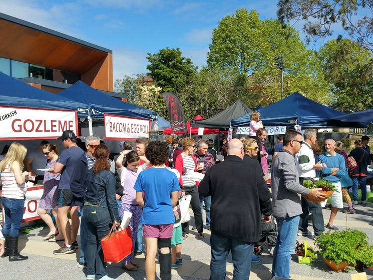 Springwood Growers Markets