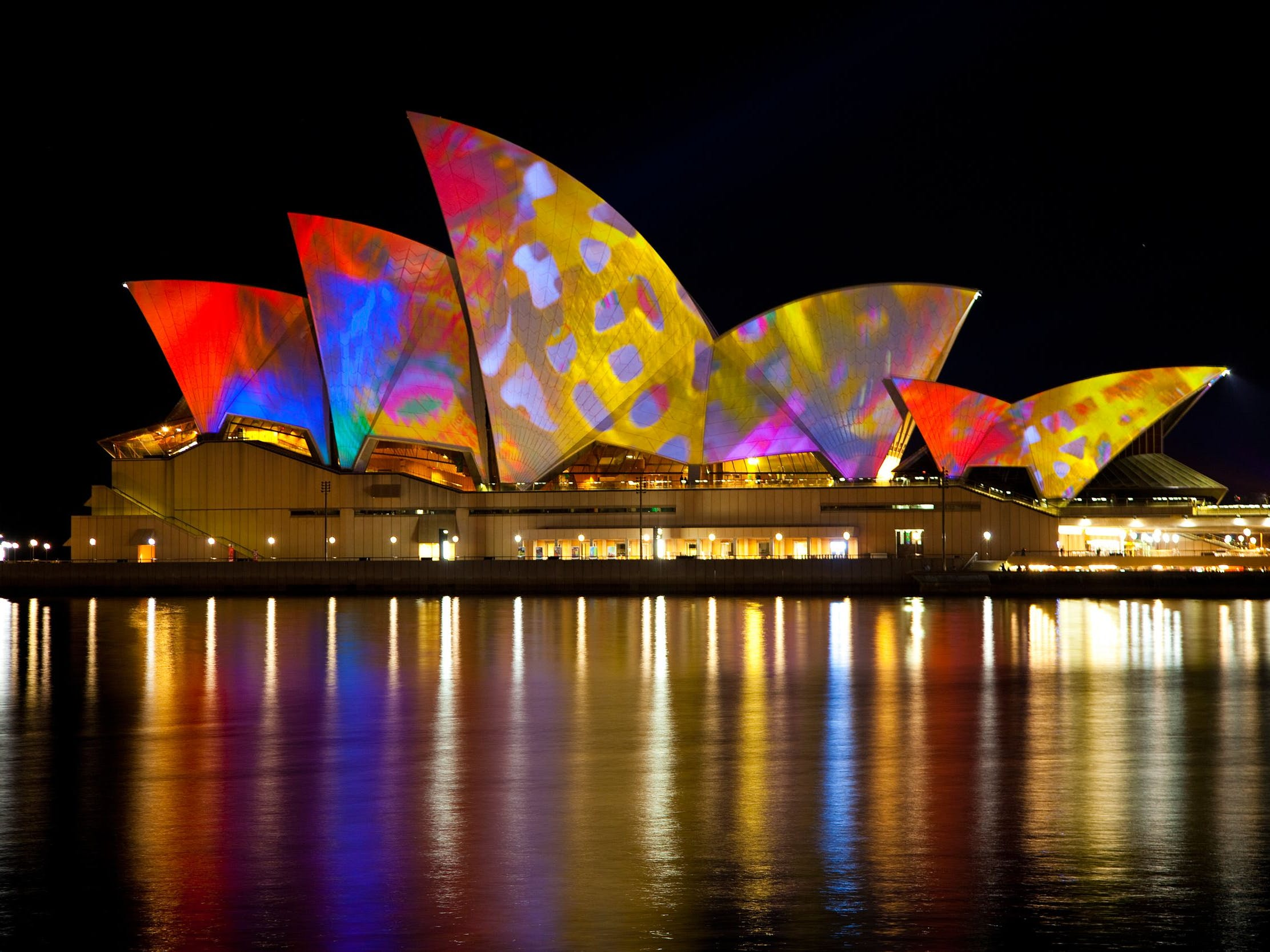 Vivid Light Festival Photography Tour