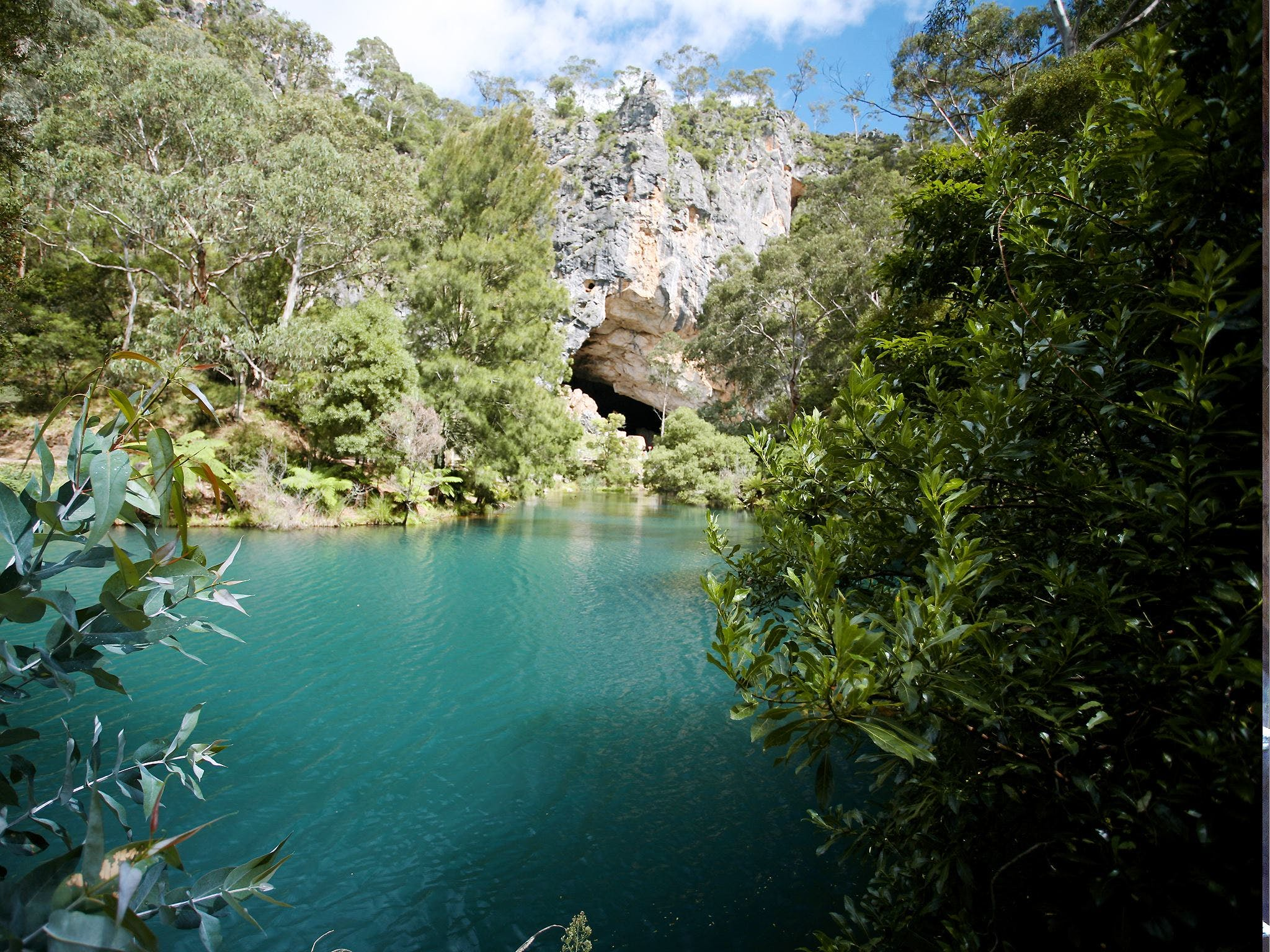 Blue Lake, Jenolan Caves