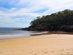 Abraham's Bosom Beach at Currarong on the South Coast of NSW