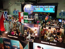 Newcastle Travel Expo