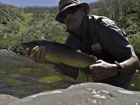 Snowy Monaro Fly Fishing