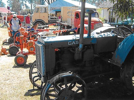 Inverell Pioneer Village Machinery Rally