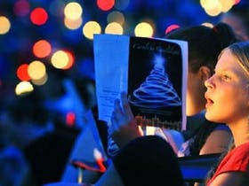 Carols by Candlelight - Alice Springs