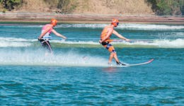 Image of the event 'Grafton Bridge to Bridge Ski Classic'