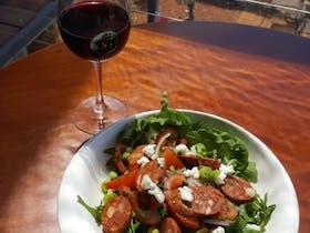 Plume Estate Vineyard Cafe
