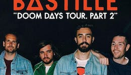 Image of the event 'Bastille – Doom Days Tour, Part Two'