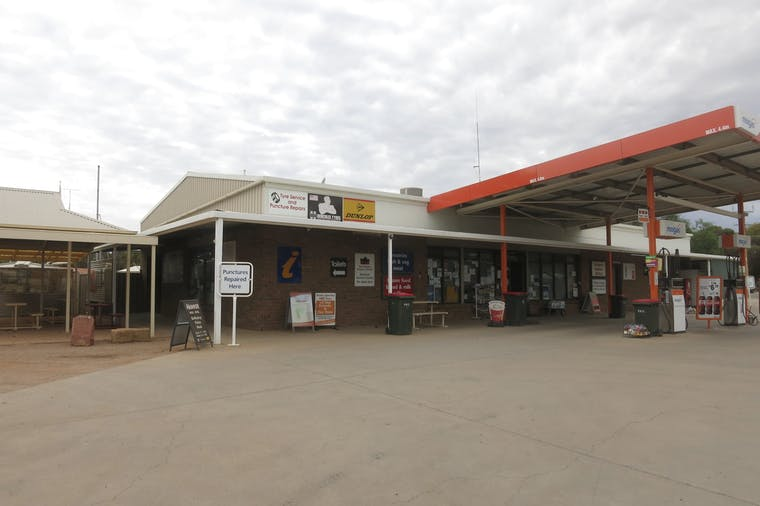 Hawker Visitor Information Centre