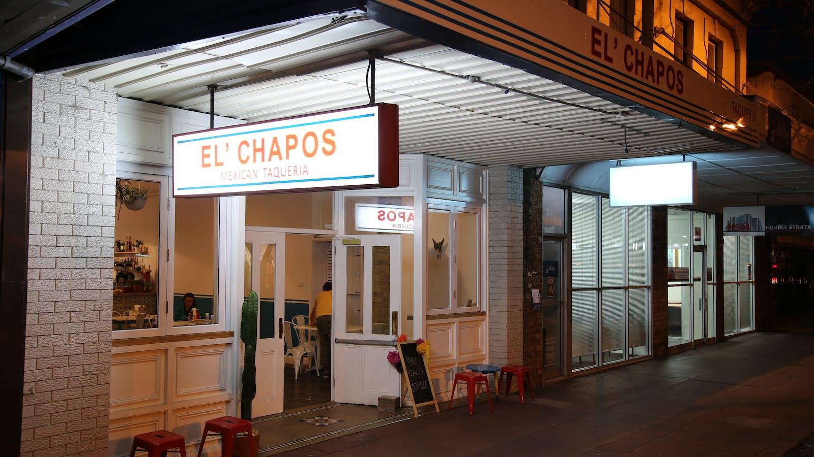 El Chapos Maitland