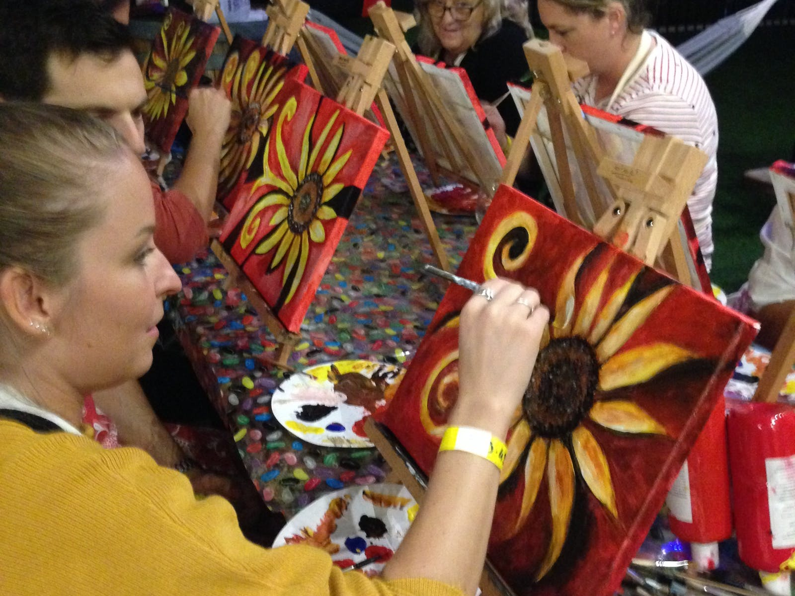 Image for Paint and Sip on the Bayside Brisbane Wynnum