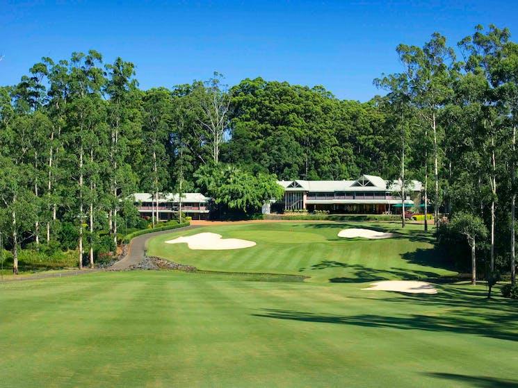 Bonville Golf Resort - Australia's most beautiful mainland golf course