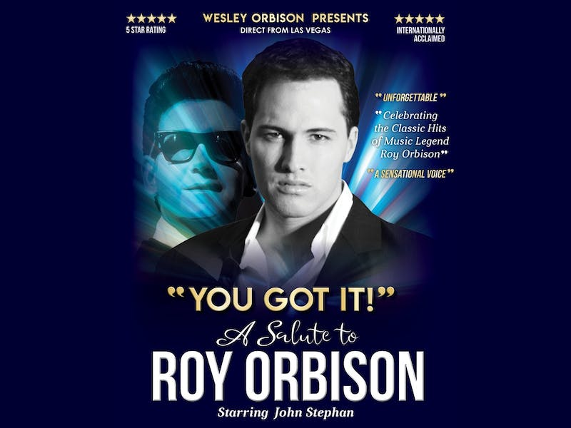 Image for You Got It - A Salute To Roy Orbison at Camden Civic Centre