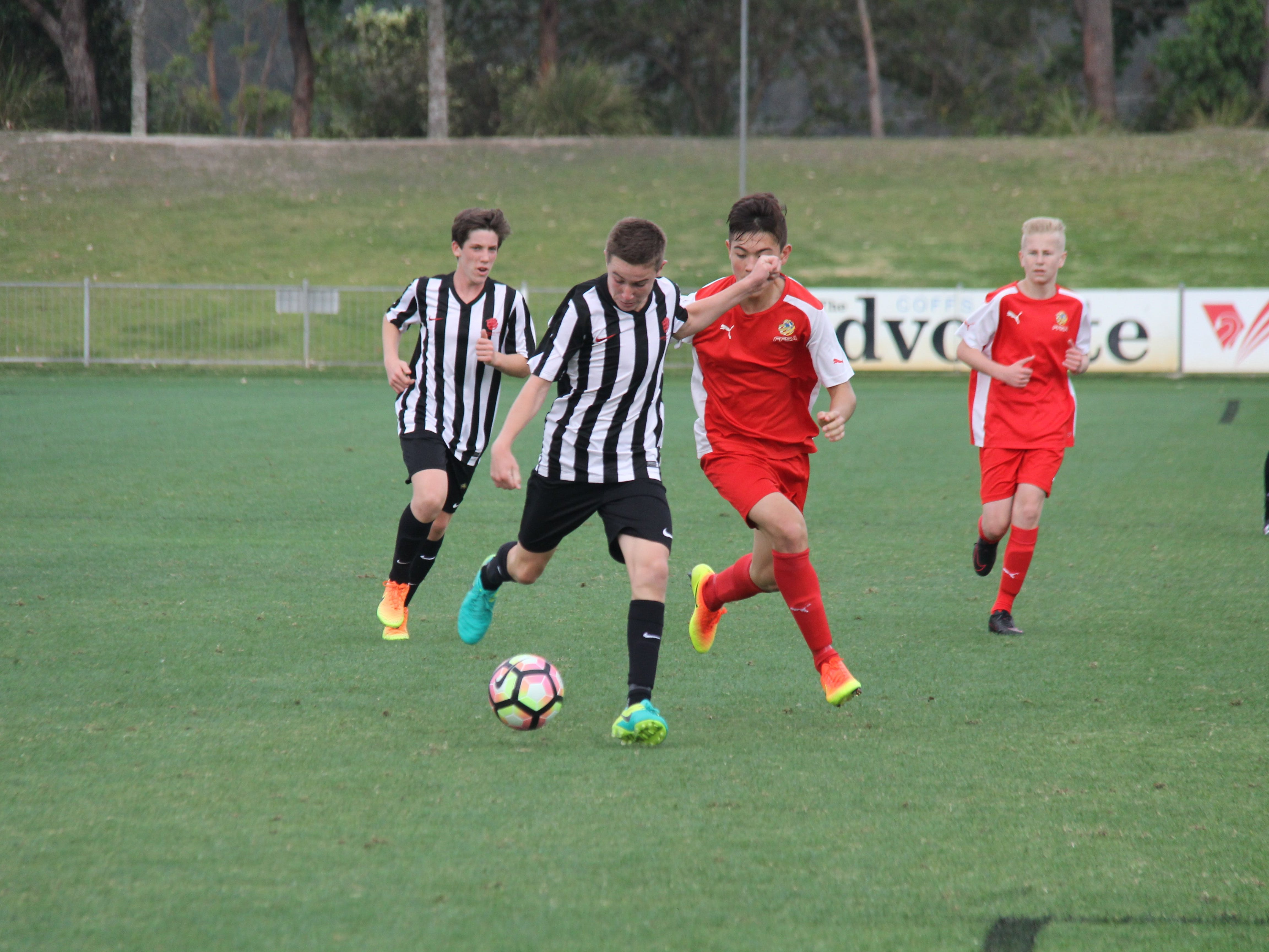 Image for FFA National Youth Championships for Boys