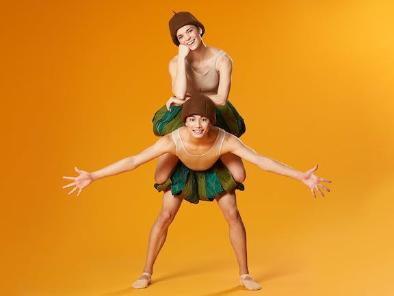 The Adventures of Snugglepot and Cuddlepie | West Australian Ballet