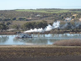 4hr Christmas Lunch Cruise aboard the historic PS Marion