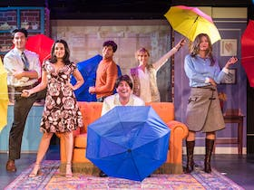 Friends! The Musical Parody - Brisbane Cover Image