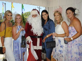 Twas the Month before Christmas Raceday