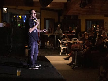 Based Comedy at Broadbeach Tavern
