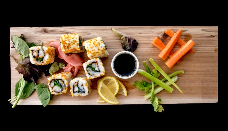 Image of the event 'Superfood Sushi Class'