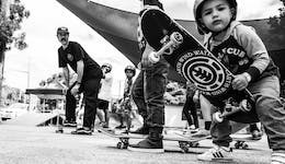 Image of the event 'Macquarie Fields Skate Park Workshop'