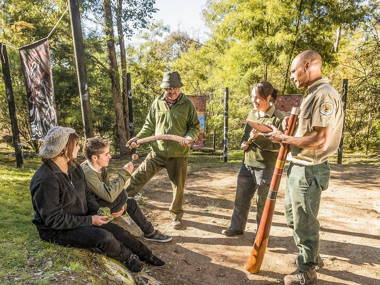 Aboriginal Discovery Tours Kosciuszko National Park