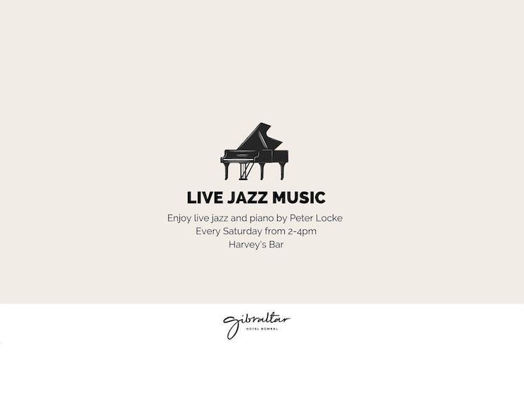 Live Jazz & Piano