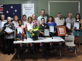 Australia Day Awards Quilpie 2022 Cover Image