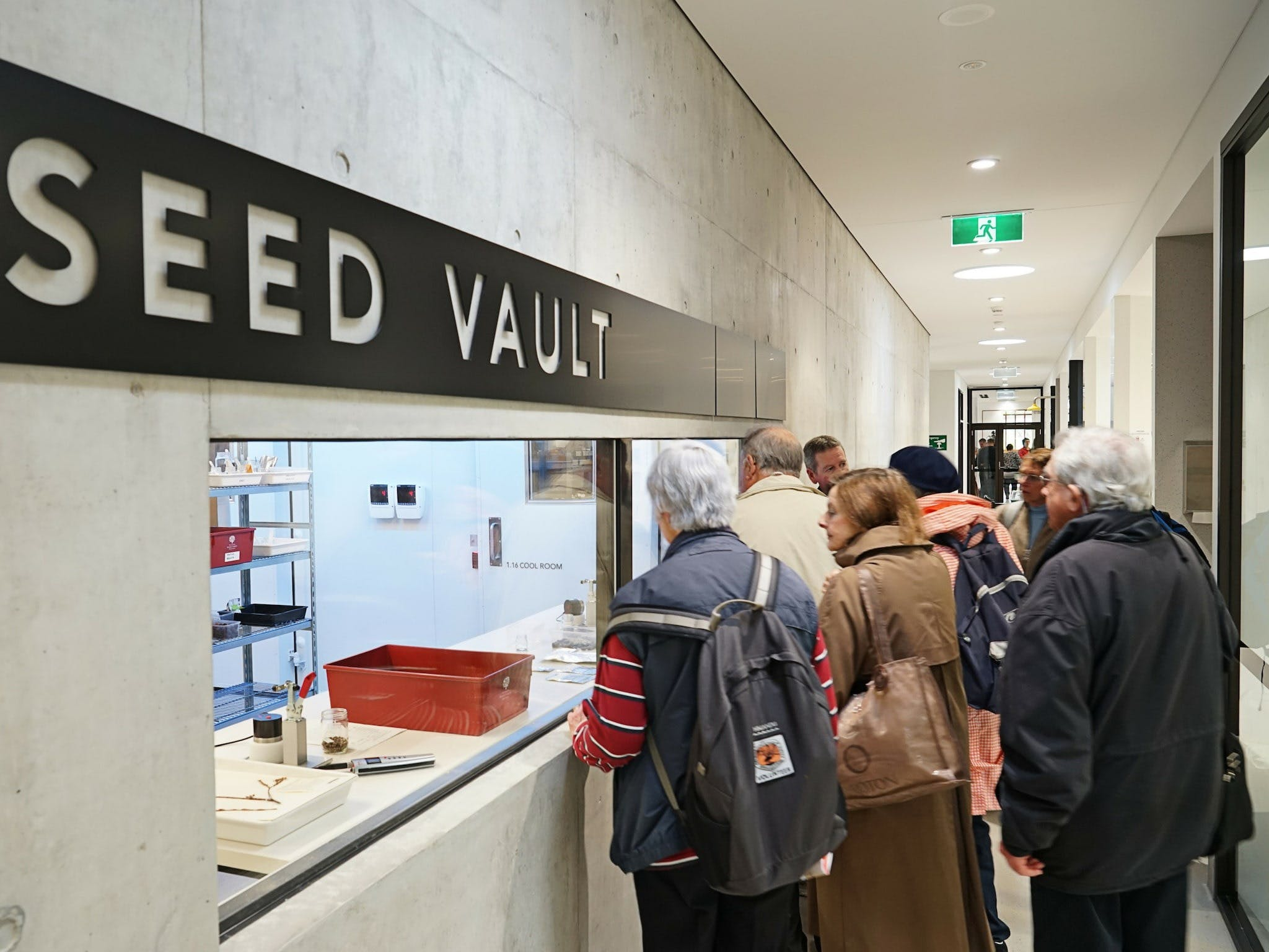 Image for Secrets of the Seed Vault