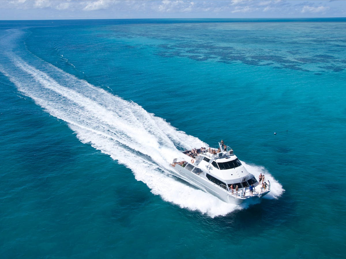 Premier Reef And Island Tours