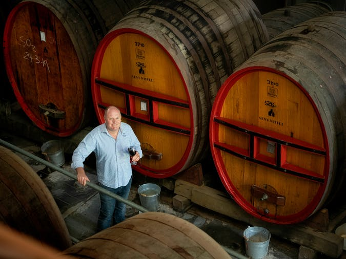 Sevenhill Cellars Weekday Tours