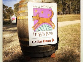 How do you find their cellar door?