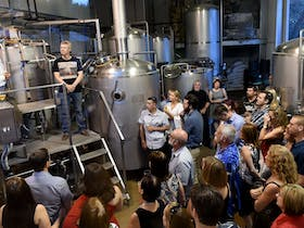 Tour our Brewery - Bookings Essential
