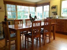 Birch House - kitchen