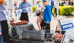 Image of the event 'Love Sea Food Tastes Port Stephens'