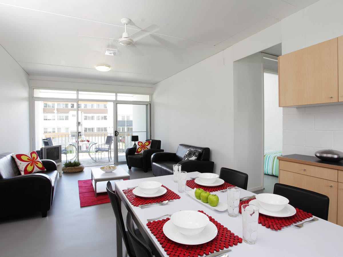 Griffith University Village Accommodation Queensland